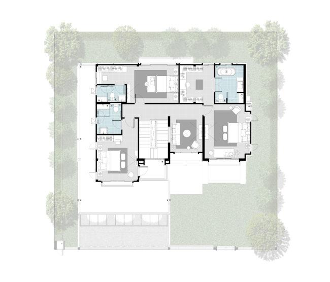 2562-12-8 Floor Plan - Type M - 2F - Rev2